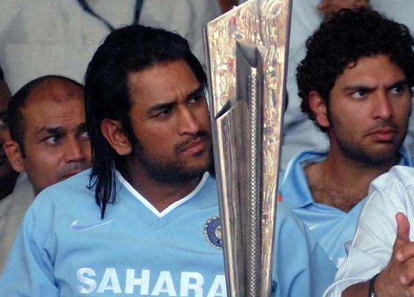 2007 में भारत टी20 वर्ल्ड चैंपियन