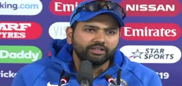 ICC World Cup 2019: रोहित शर्मा ने कहा, मैं यहां रेकॉर्ड बनाने नहीं, खेलने, रन बनाने और वर्ल्ड कप जीतने आया हूं