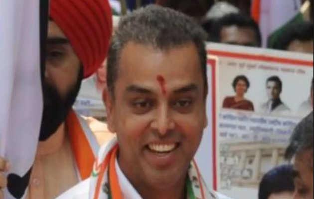 मुंबई: कांग्रेस को झटका, मिलिंद देवड़ा ने अध्यक्ष पद से दिया इस्तीफा
