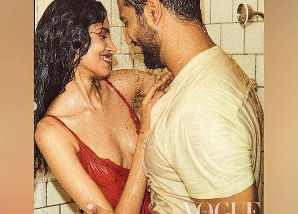 वोग इंडिया के लिए विक्की कौशल ने कराया हॉट फोटोशूट