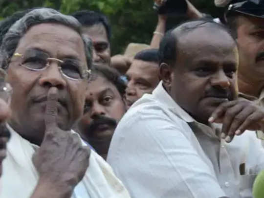 Kumaraswamy and Siddaramaiah