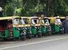 auto rickshaw drivers call for indefinite strike in mumbai with across maharashtra from monday night