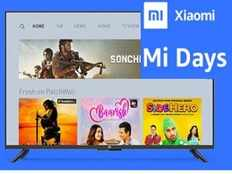 mi days sale on amazon top offers and deals on xiaomi smarttvs