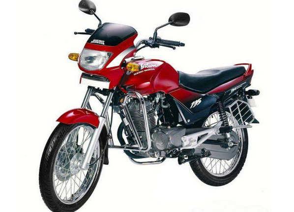 Hero Honda Ambition 135
