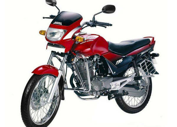 ​Hero Honda Ambition 135