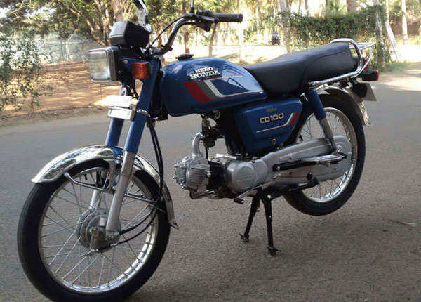 Hero Honda CD 100/ CD 100SS