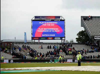 भारत और न्यू जीलैंड के बीच बचा मैच आज खेला जाएगा