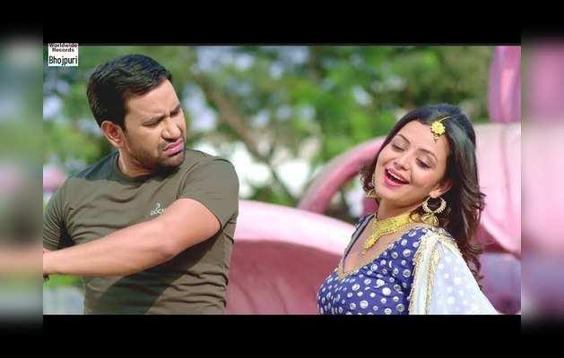 'शेर-ए-हिंदुस्तान' फिल्म का भोजपुरी गाना :'तू रहल करा तीतर'