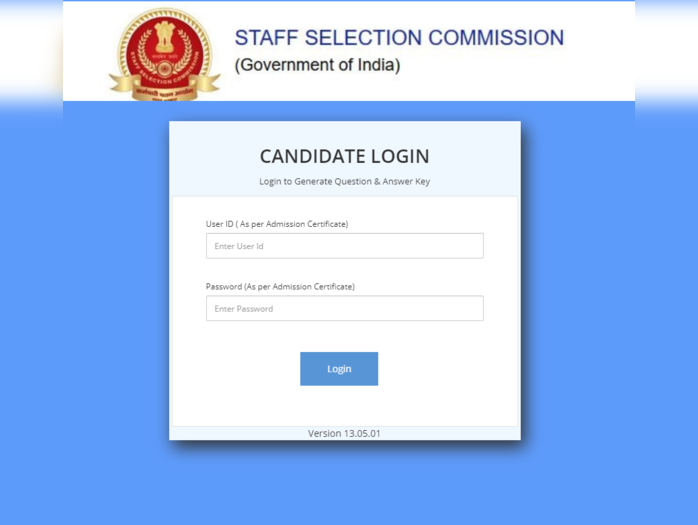 ssc gd constable result marks
