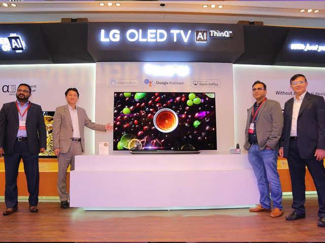 LG लाया AI से लैस स्मार्ट और LED टेलिविजन की नई रेंज, कीमत ₹24,990 से शुरू