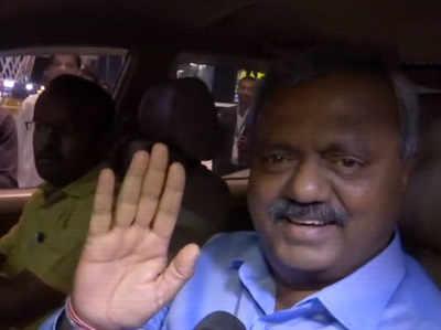 कर्नाटक: बागी विधायक एसटी सोमशेखर बोले- इस्तीफा दिया है लेकिन कांग्रेस में ही हूं