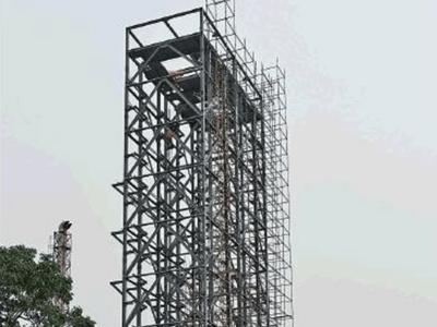 टॉवर पार्किंग (फोटो क्रेडिट- पियल भट्टाचार्य)