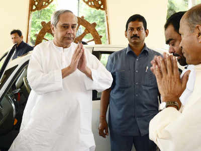 ओडिशा के सीएम नवीन पटनायक (फाइल फोटो)