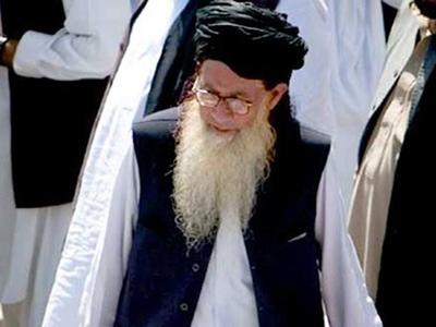 अमेरिकी सुरक्षा बलों से लड़ने अफगान जाने वाले कट्टरपंथी पाक धर्म गुरु की मौत