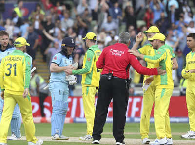 ICC World Cup 2019: गत विजेता ऑस्ट्रेलिया वर्ल्ड कप से बाहर, न्यू जीलैंड से फाइनल में भिड़ेगा मेजबान इंग्लैंड