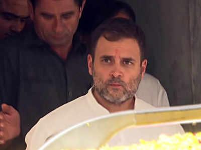 पैसों की ताकत से राज्य सरकारें गिराती है BJP: राहुल गांधी