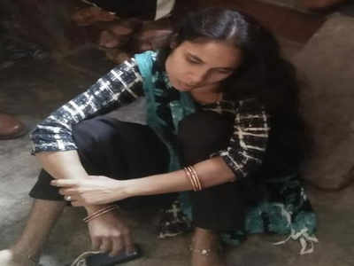 Image result for mother killed son kannauj