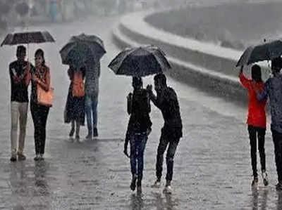 मुंबई में भारी बारिश के आसार बेहद कम: मौसम विभाग