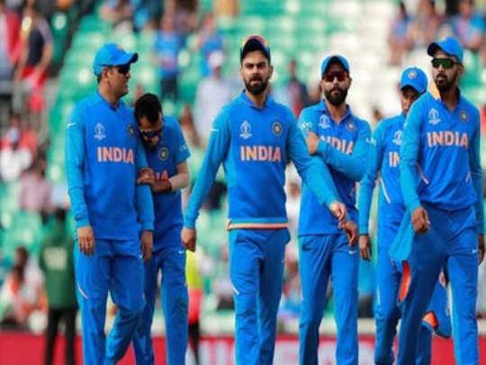 विश्वचषक क्रिकेट स्पर्धेमध्ये भारताचे आव्हान