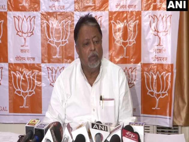 मुकुल रॉय का दावा- संपर्क में हैं 107 विधायक