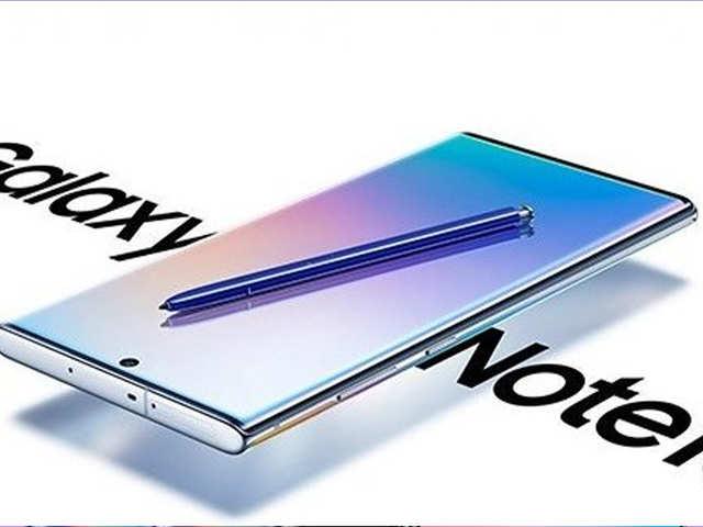 Samsung Galaxy Note 10 अगस्त में होगा लॉन्च, जानें क्या होंगे खास फीचर्स