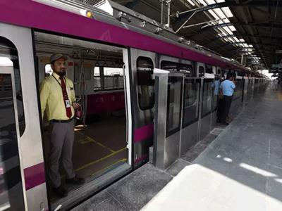 दिल्ली मेट्रो (फाइल फोटो)