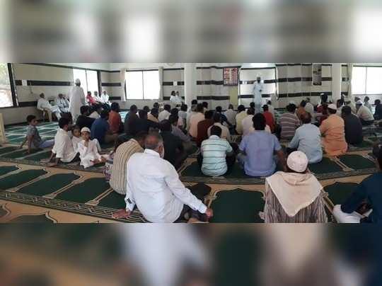 मशिदीचे द्वार सर्वांसाठी खुले