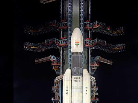 चांद्रयान-२ चे आजचे प्रक्षेपण रद्द