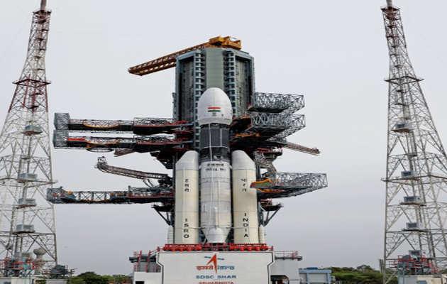 तकनीकी खराबी के चलते टला चंद्रयान-2 का लॉन्च