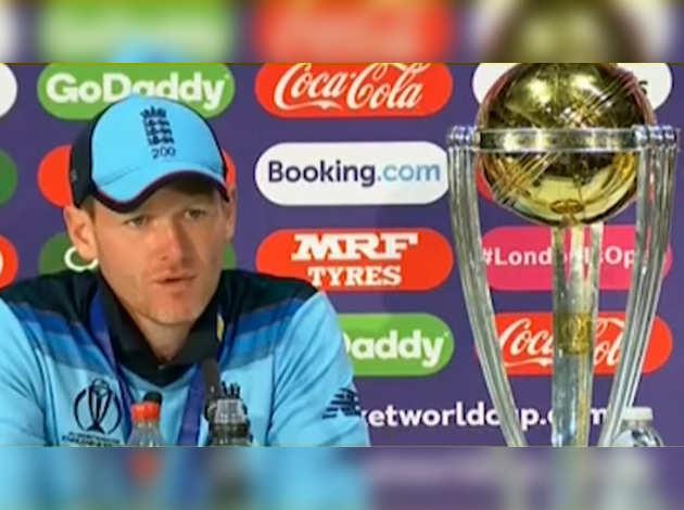 वर्ल्ड कप फाइनल में शानदार जीत के बाद बोले इंग्लैंड के कप्तान