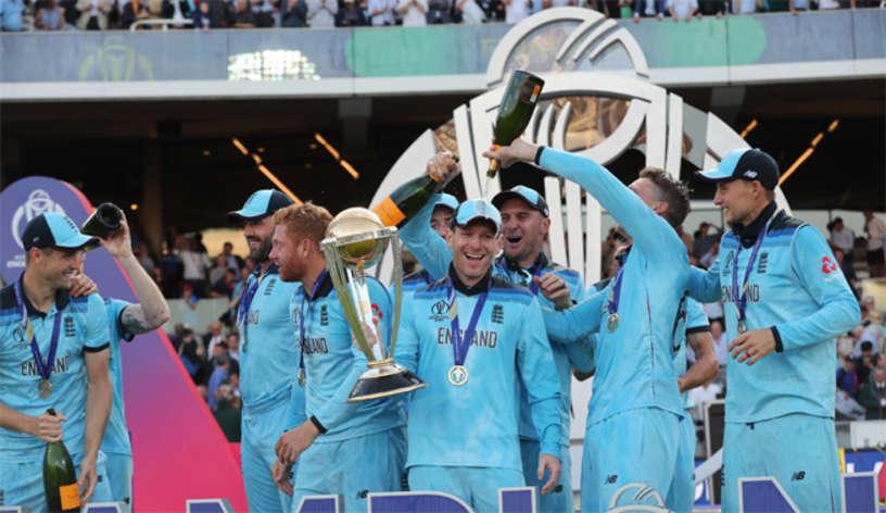 टाय...टाय...फिनिश!! इंग्लंड विश्वविजेता