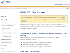 check here for toefl syllabus 2019 and how to prepare for toefl test