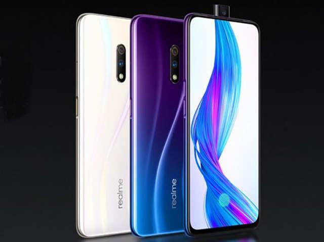 Realme X और Realme 3i भारत में लॉन्च, पॉप-अप सेल्फी कैमरा है खासियत