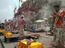 due to lunar eclipse ganga aarti time change in varanasi