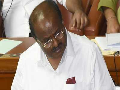 कर्नाटक: कुमारास्वामी सरकार का शक्ति परीक्षण 18 जुलाई को