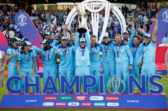 వన్డే ప్రపంచకప్ 2019 విజేత ఇంగ్లాండ్