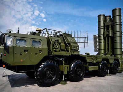 रूस का एस-400 एयर डिफेंस मिसाइल सिस्टम