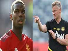 midfielder paul pogba considered as the captain of manchester united says coach ole gunner solskjaer