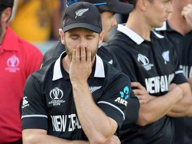 न्यू जीलैंड के कप्तान केन विलियमसन।