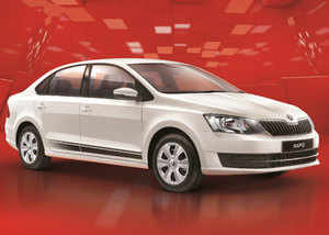 skoda rapid rider edition launched in india know price and feature