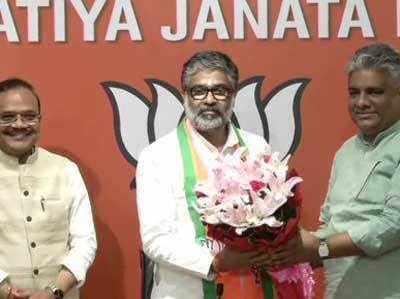 पूर्व प्रधानमंत्री चंद्रशेखर के बेटे नीरज शेखर बीजेपी में शामिल