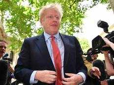boris johnson to remove controversial part from deal agreement