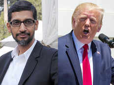 will look into allegations of google china ties trump
