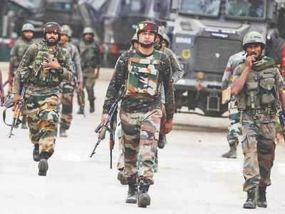 कश्मीर के बारामुला में सेना का एक और बड़ा ऑपरेशन, सोपोर में 1 आतंकी ढेर