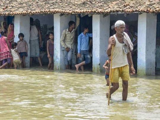 बाढ़ (फाइल फोटो)