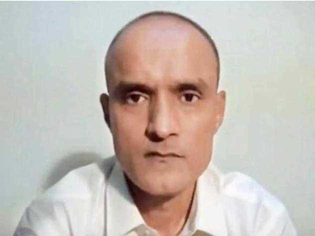 पाकिस्तान की जेल में बंद भारतीय नागरिक कुलभूषण जाधव।