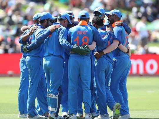Team India wanted