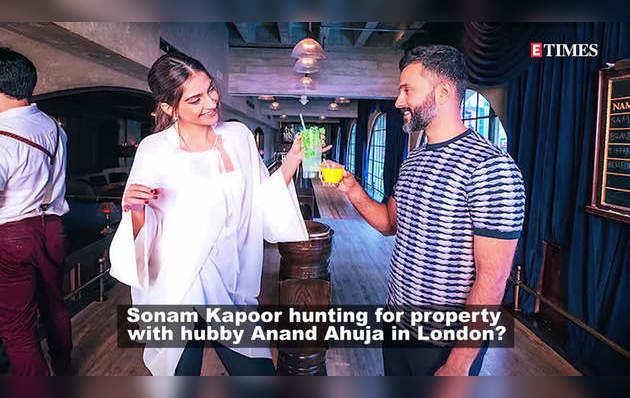लंदन के लिए मुंबई छोड़ देंगी सोनम कपूर?