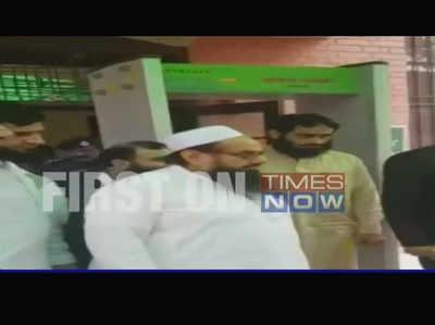 पाकिस्तान: 26/11 हमले का मास्टरमाइंड हाफिज सईद गिरफ्तार, भेजा गया जेल