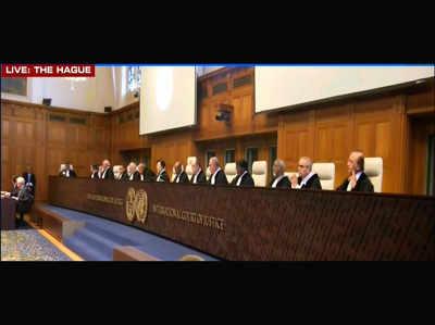 कुलभूषण जाधव केस: ICJ ने फांसी पर लगाई रोक, पाकिस्तान को सजा की समीक्षा करने का दिया आदेश